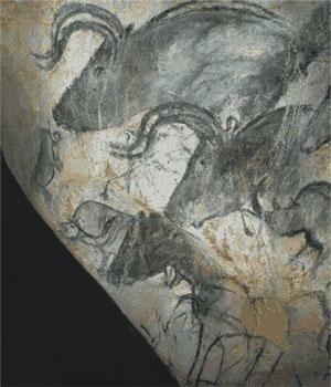 cavepaintingaurochs