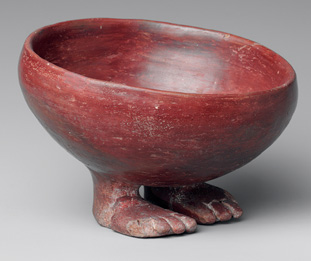 footed-bowl