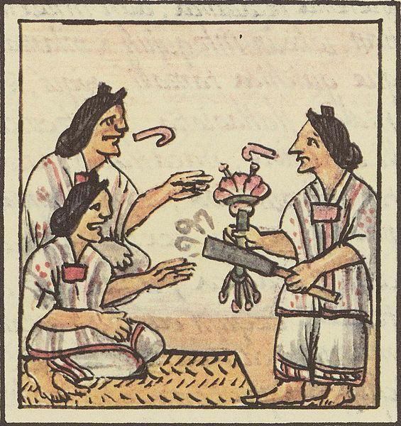 aztecwomentobacco